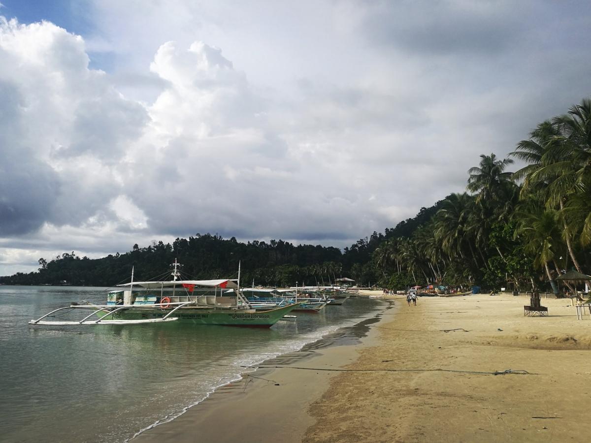 port barton beach boat